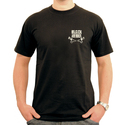 Black Rebel Small Logo T-shirt