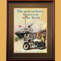 Ariel Square 4 Advertising Poster