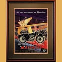 Matchless Clubman 500 Twin Advertising Poster