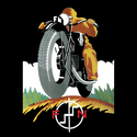 SoCal FN Motorbike Racer T Shirt
