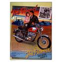 Triumph Bonneville Advertising Poster