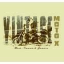 Vintage Moto X Tshirt (Sand) 03