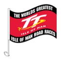 12CARF TT Car Flag 45cm X 29cm (flag only)