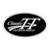 13CTTS1 Classic TT Sticker Oval
