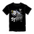 14ZKTS1 Kids Custom T-Shirt Black