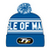 16Bobble3 Blue Bobble Hat