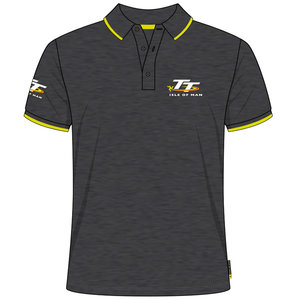 19AP4 - Charcoal TT Polo Shirt