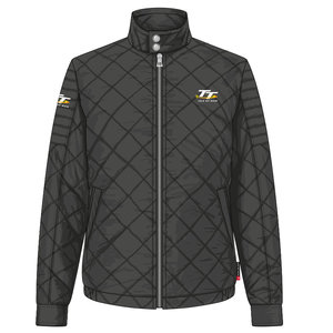 20AJKT2 - Black TT Jacket. Official Isle of Man TT