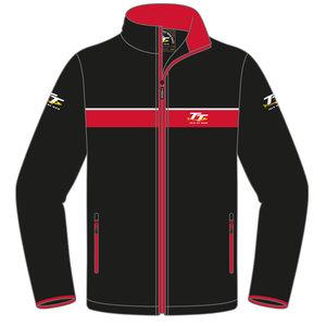 20AJSS1 - TT Softshell Jacket. Official Isle of Man TT