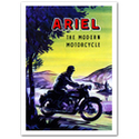 ARIEL a Modern Motorcycle Classic Advertising Poster