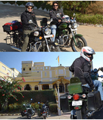 A Royal Ride to the Royal