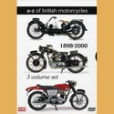 A-Z-OF BRITISH MOTORCYCLES BOX SET DVD