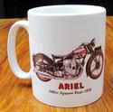 Ariel 500cc Square Four 1930 Mug