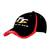 BLACK/RED CAP 2015 Official TT - 15H3