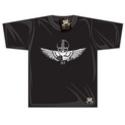 Black Rebel Cafe Racer Ton up T-shirt