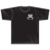 Black Rebel Small Logo T-shirt