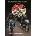 Café Racer Series One ( 2 Disc DVD) over four hours