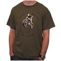 SoCal Capt. V. Hilts – Steve Mcqueen Motorbike T Shirt