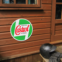Castrol Reproduction Metal Sign