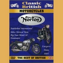 Classic British Motorcycles - Norton DVD