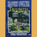 Classic British Motorcycles - Triumph DVD