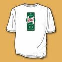 Classic Castrol R Tshirt White