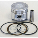 Classic Motorcycle Pistons