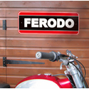 Ferodo Reproduction Metal Sign