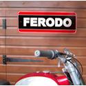 Ferodo Reproduction Metal Sign