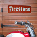 Firestone Reproduction Metal Sign