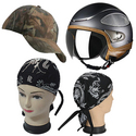 Helmets & other Headwear
