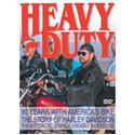 Heavy Duty DVD - Harley Davidson