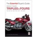 Hinckley Triumph triples & fours 750, 900, 955, 1000, 1050, 1200 - 1991-2009