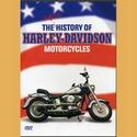 History of Harley Davidson Motorcycles DVD