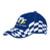 KIDS CHECK BLUE CAP - 15ZHK1BL