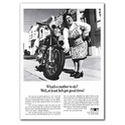 Kawasaki Z900 Mother Motorcycle Classic Advertising Poster