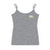 Ladies Offical TT Strap Top - Grey