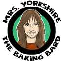 MRS YORKSHIRE THE BAKING BARD