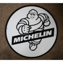 Michelin Man Reproduction Metal Sign