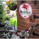 Mobil Oil Reproduction Metal Sign