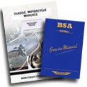 Motorcycle Workshop Manuals