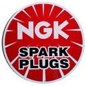 NGK Reproduction Metal Sign