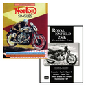 Norton and Royal Enfield