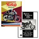 Norton and Royal Enfield