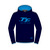 OFFICIAL TT Kids Navy Blue TT Logo Hoodie 16ZKH2