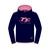 OFFICIAL TT Kids Navy Pink TT Logo Hoodie 16ZKH1