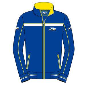 OFFICIAL TT MERCHANDISE 19AF2 - TT Blue Fleece