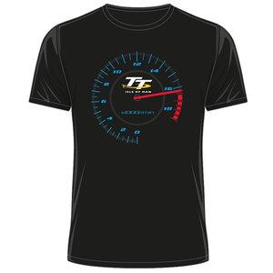 OFFICIAL TT MERCHANDISE 20ATS11 - TT Black T-Shirt