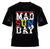 Official 2015 T-Shirt - Mad Sunday Multi Colour 15ATS11