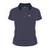 Official Adult TT Polo Shirt - Navy/Purple Stripe 15AP3